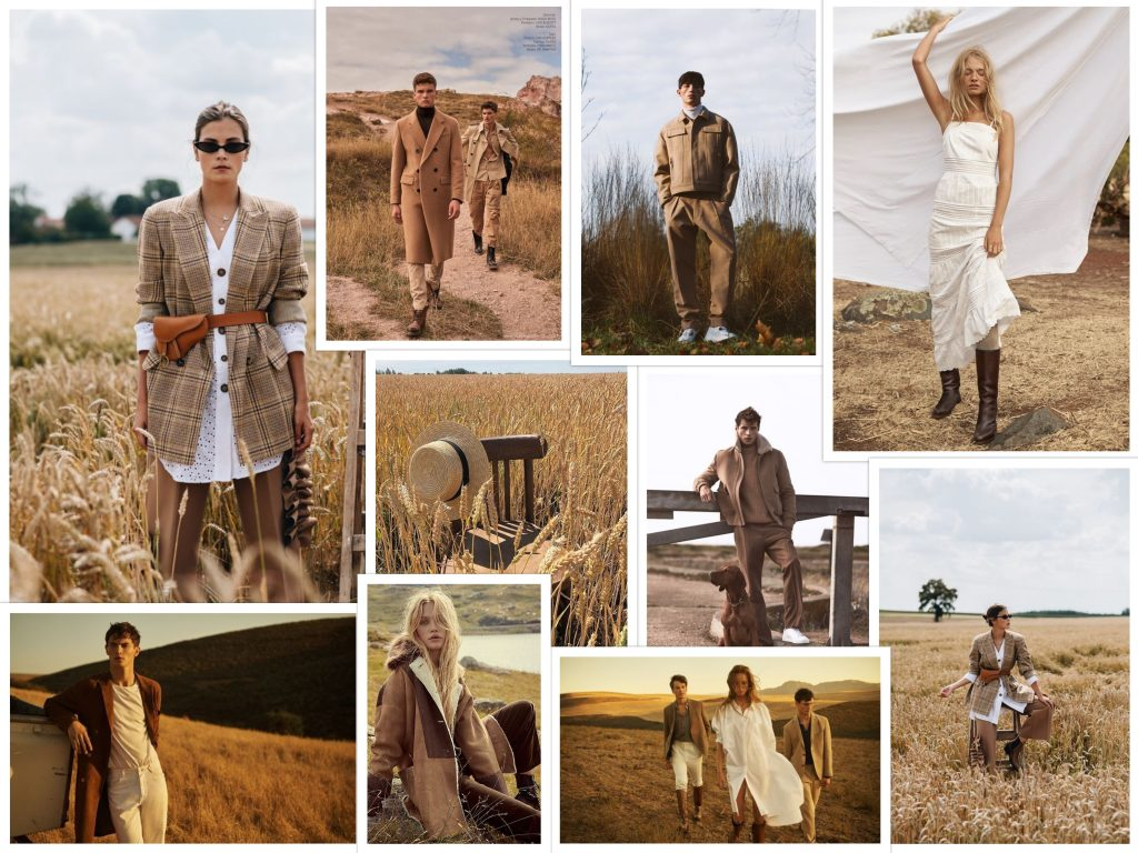 Moodboard Boots & Stories
