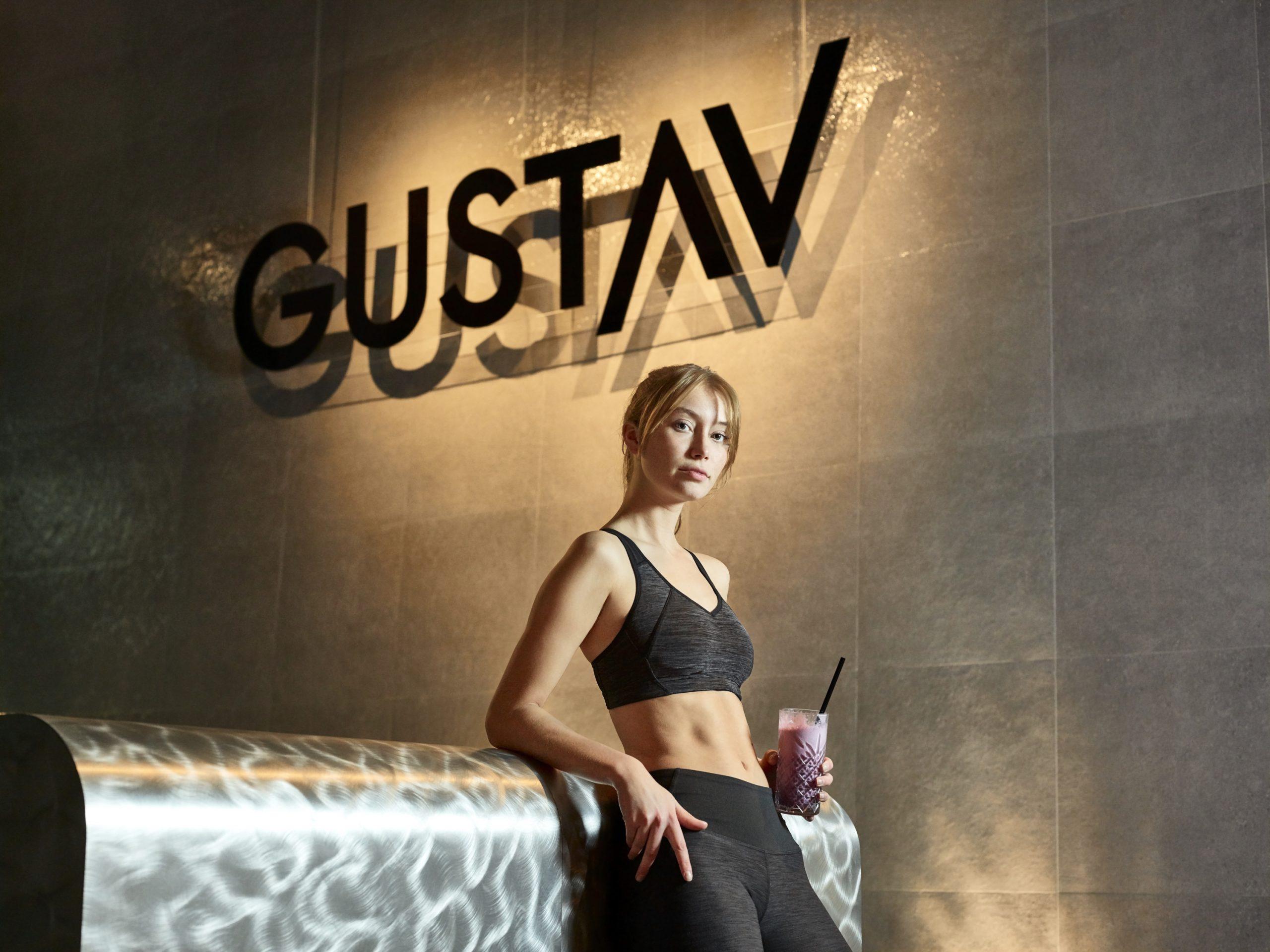 Gustav Gym Sport Bedrijfs fotografie