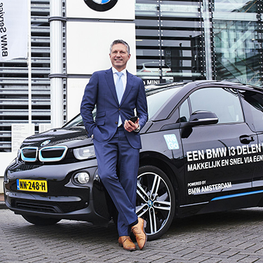 BMW Auto Bedrijfs fotografie