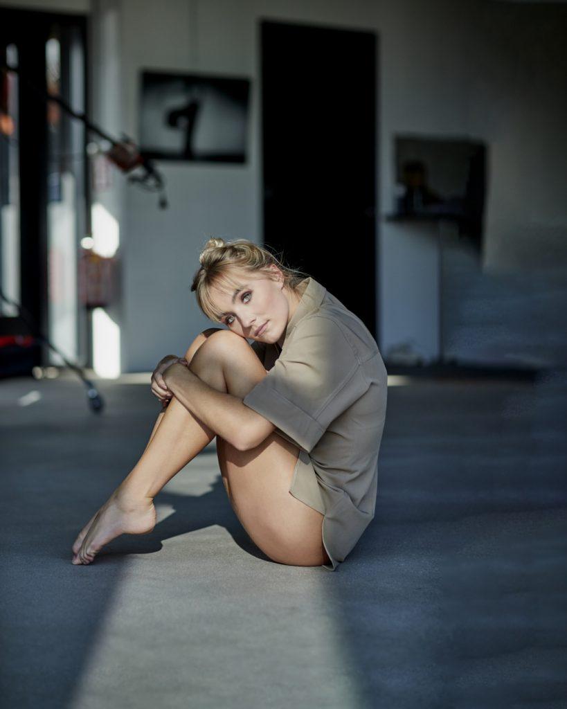 Bernice Hopman - Portret