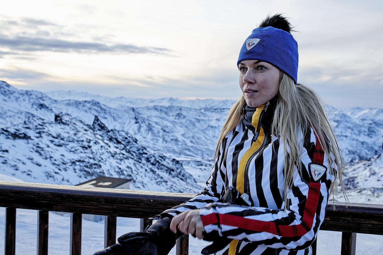 Talkies Magazine FOTB Love - Ski Trip