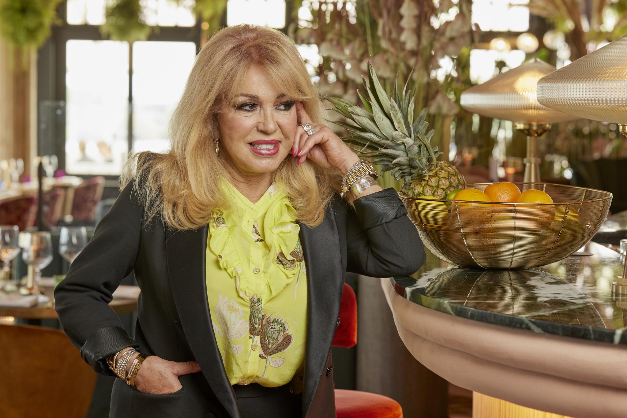 Patricia Paay in de Prive zomer 2021